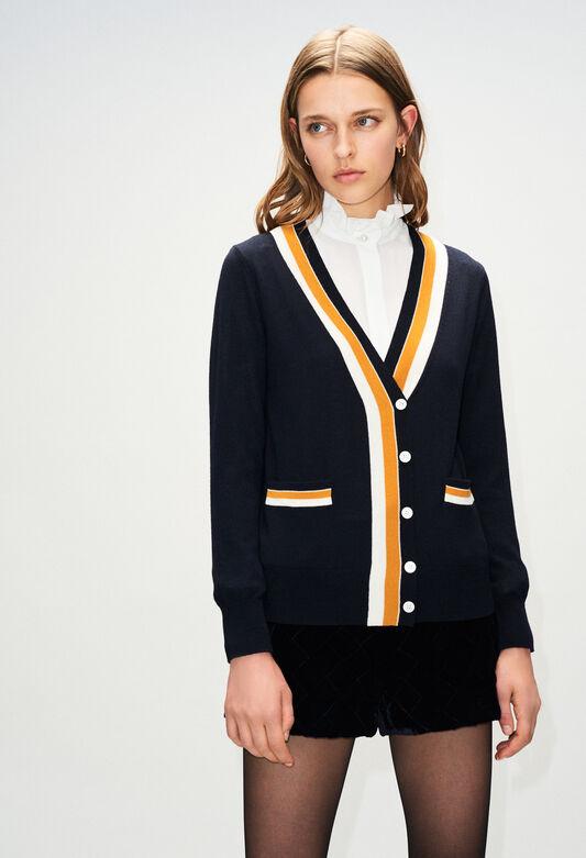MACEDOH19 : Knitwear & Cardigans color NAVY