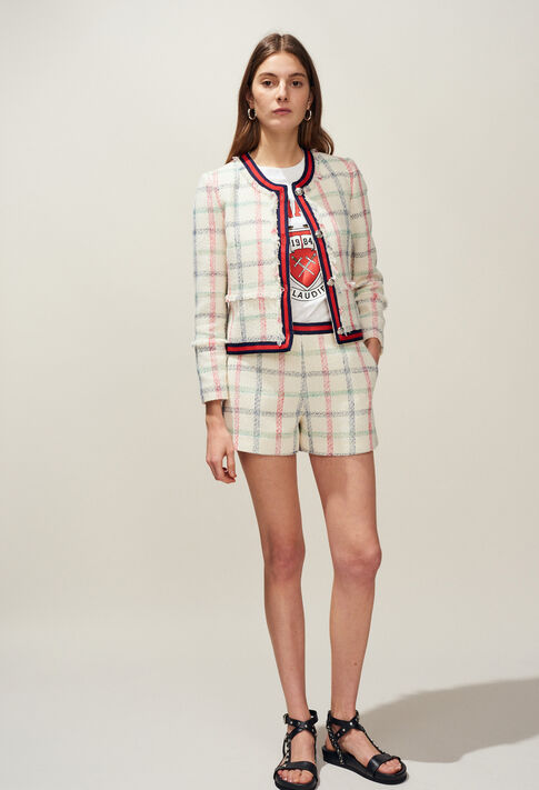 ELA : Skirts and shorts color VANILLA
