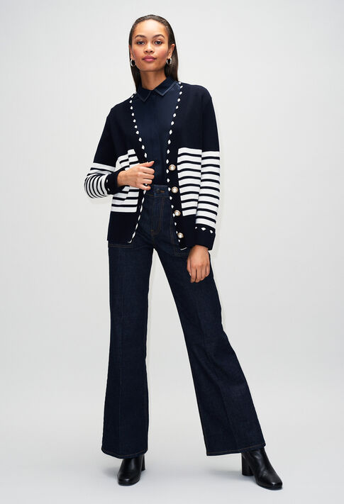 MINERVAH19 : Knitwear & Cardigans color Navy