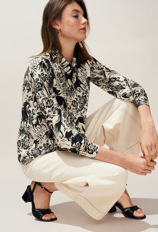 CHIMERE : Tops & Shirts color MULTICO