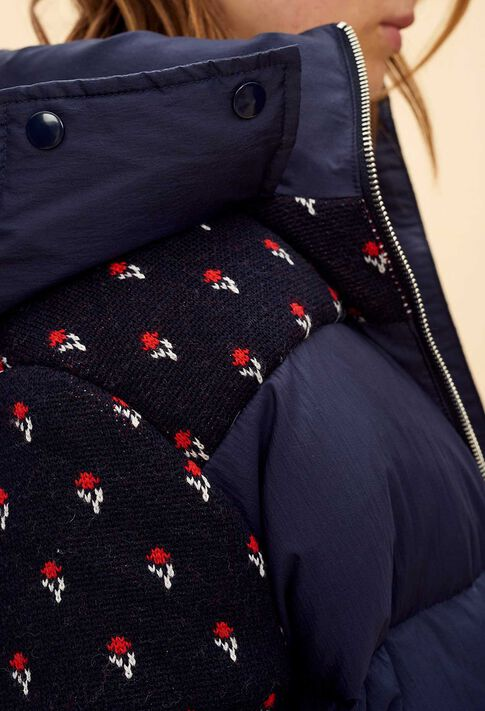 GIDEON : Coats & Jackets color Navy