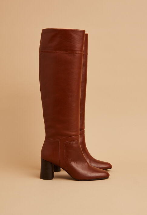 ANGORA : Shoes & Accessories color New Caramel