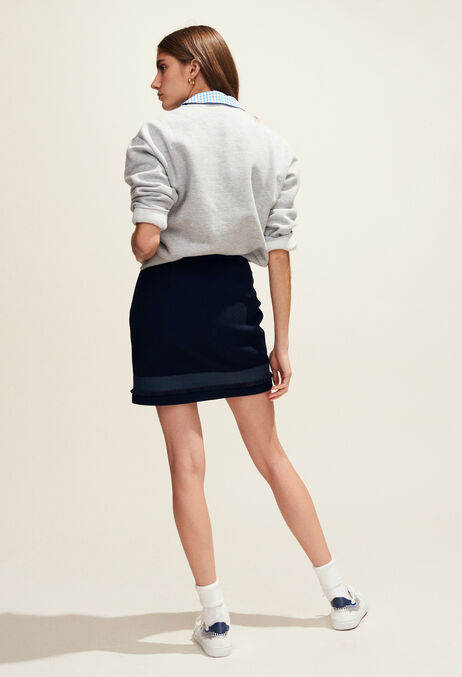 SAXO : Skirts & Shorts color Navy
