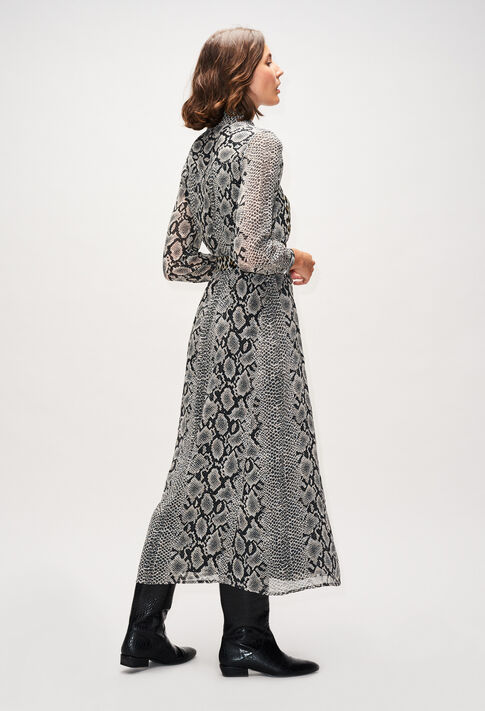 RIGOLEH19 : Robes couleur PRINT