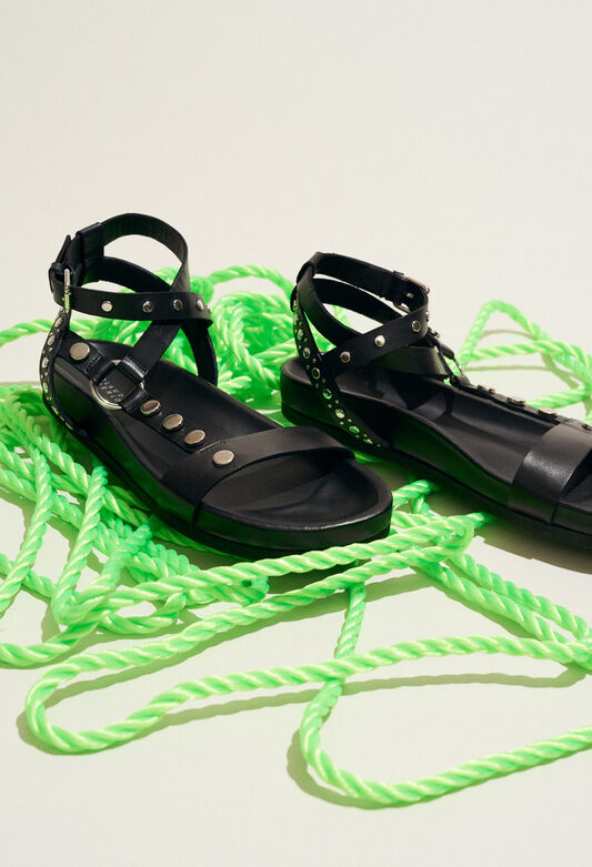 ANATOMY : Shoes color Black