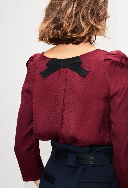 BANCJACH19 : Tops & Shirts color VELVET