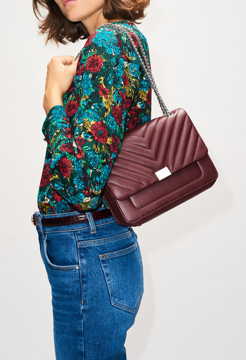 ANGELAQUILTH19 : Bags & Leather Goods color Carmin