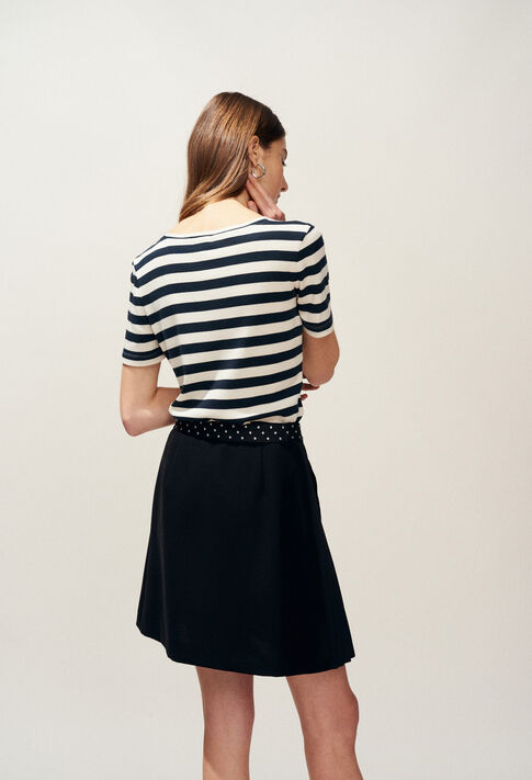 TOMMY : T-shirts color MARINIERE