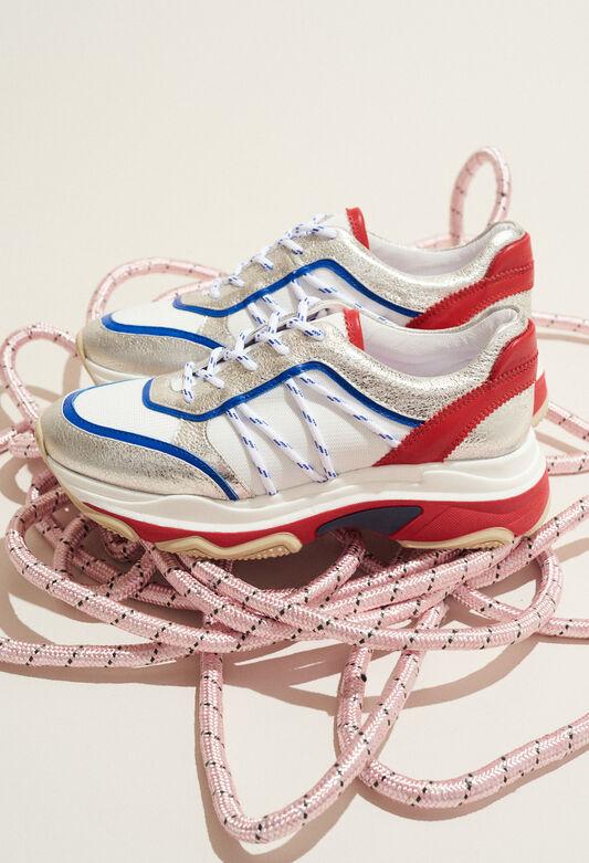 ADATIS : Shoes color Silver