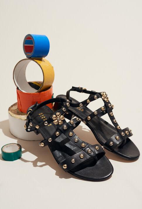 ARI : Chaussures couleur NOIR