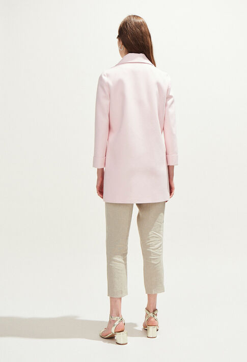 GLENN BIS : Coats & Jackets color ROSE