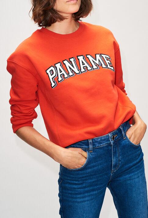 TENNESSEEH19 : Knitwear & Cardigans color ORANGE
