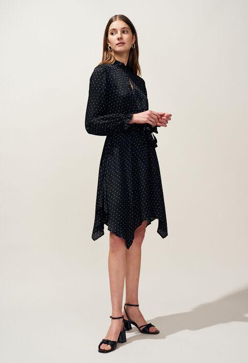 RAHIA : Dresses color Black
