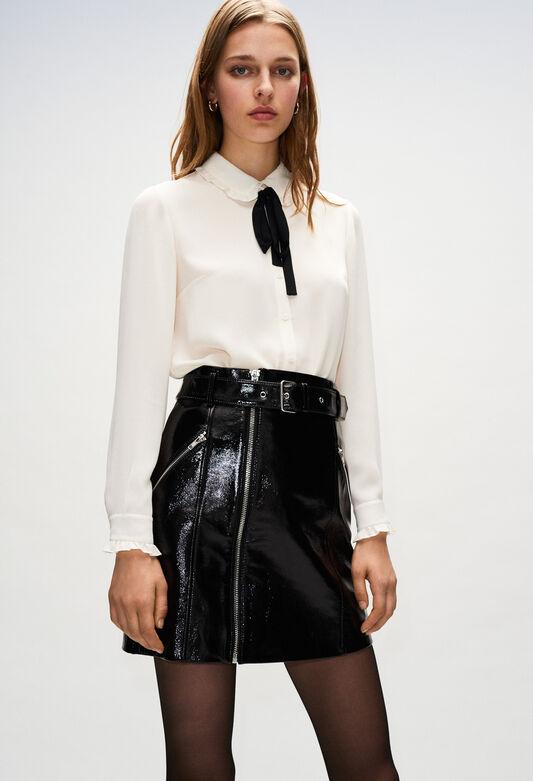 CASINOH19 : Skirts & Shorts color BLACK