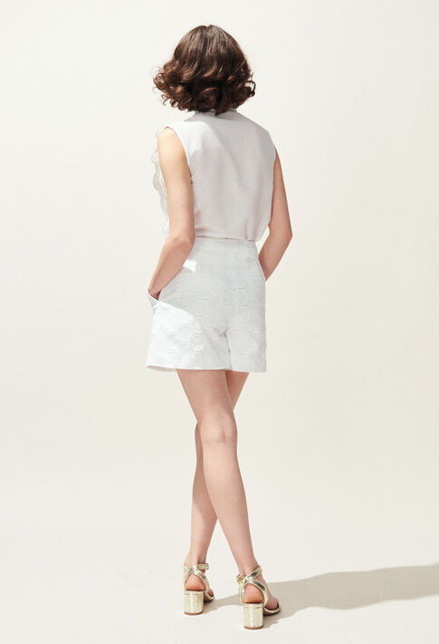 ELYNE : Skirts & Shorts color Ecru
