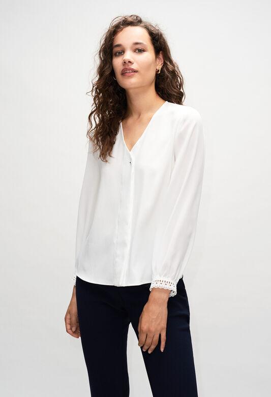 BOCOH19 : Tops & Shirts color ECRU
