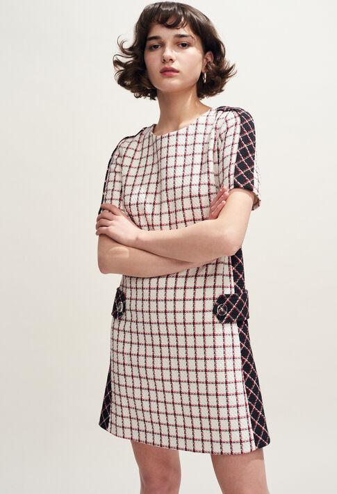 ROYAUME : Dresses color Ecru