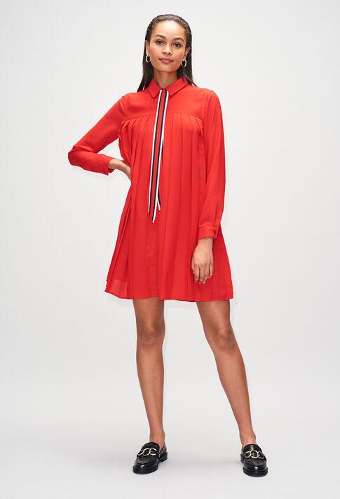 RAMSESBISH19 : Dresses color ROUGE