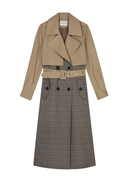 GINA : Coats & Jackets color Multico