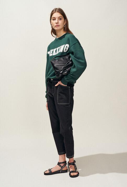 TREKKING : Knitwear & Sweatshirts color VERT IMPERIAL