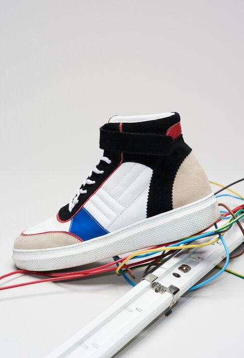 ALTOH19 : Shoes color MULTICOLORED