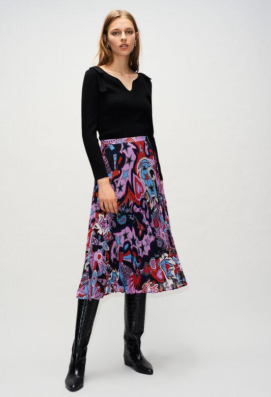MYHEARTH19 : Knitwear & Cardigans color BLACK
