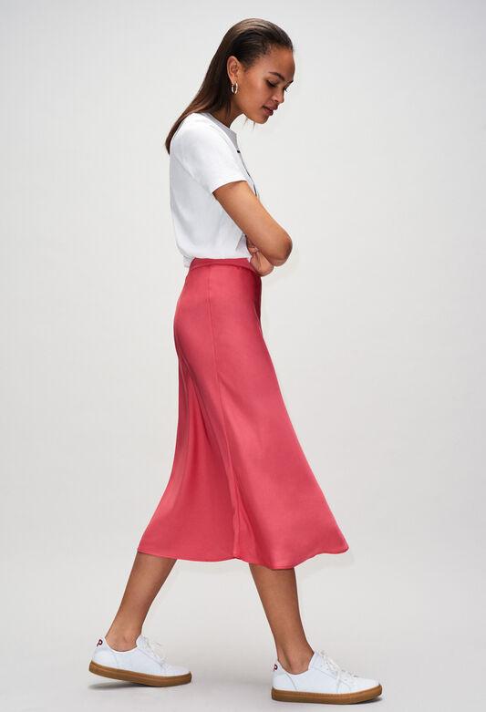 SELMAH19 : Skirts & Shorts color BUBBLE GUM