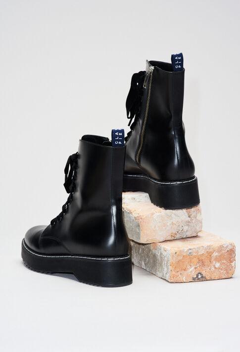 ANABELLEH19 : Chaussures couleur NOIR