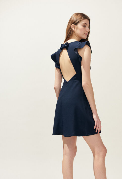 RAPSODIE : Dresses color Navy
