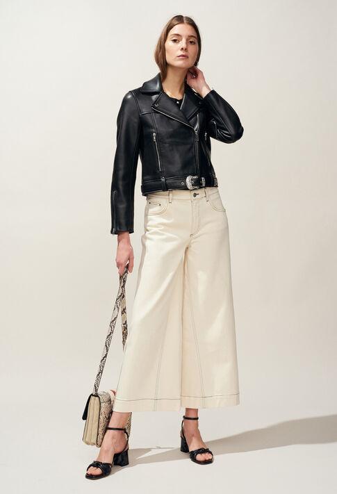 CALISSON : Manteaux et Blousons couleur Noir