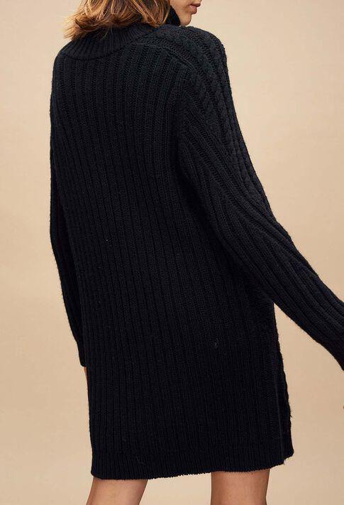 MATHEW : Dresses color Black