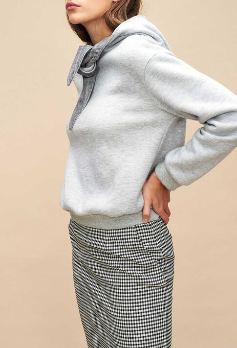 TCOOL : Sweaters color Mottled Grey