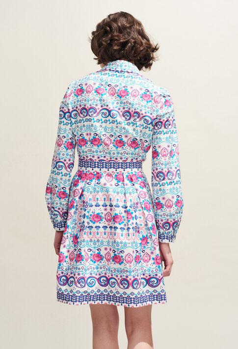 RALTO : Robes couleur MULTICO