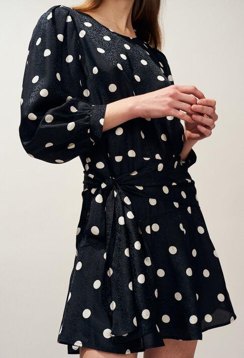 RAMIA : Robes couleur Noir