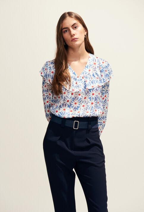 BLAIRE : Tops et Chemises couleur Multico