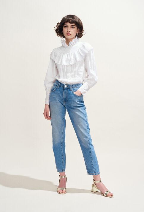 CALMI : Tops & Shirts color White