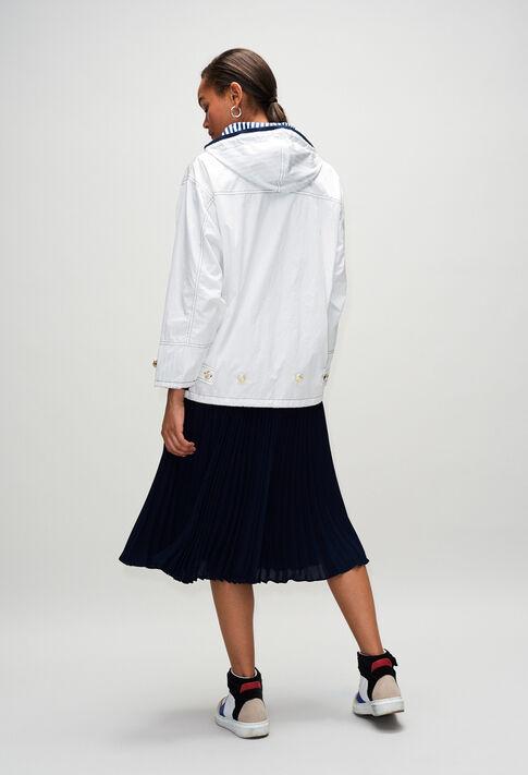 GIANIH19 : Manteaux et Blousons couleur ECRU