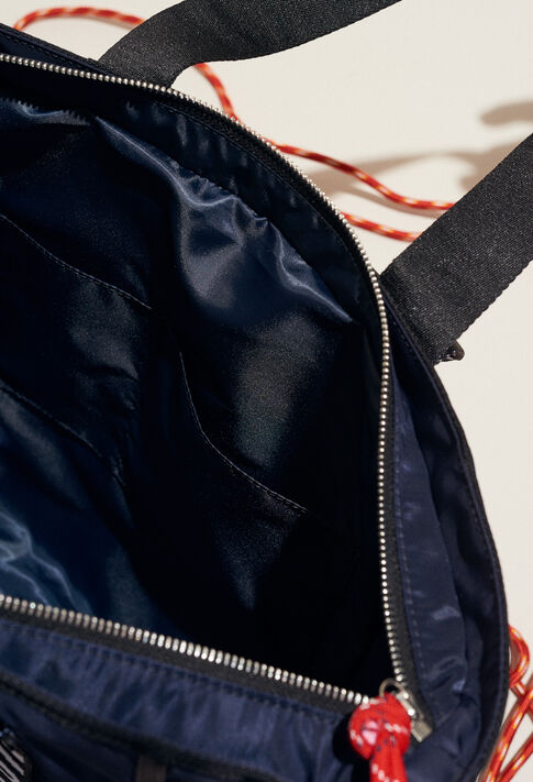 ALMENZO : Bags & Leather Goods color MARINE