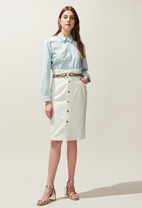 CERFEUIL : Tops & Shirts color Ice Blue