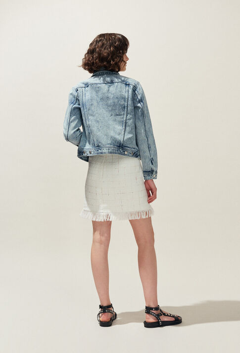 SOURIRE : Skirts and shorts color Ecru