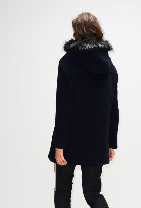 GENNYH19 : Manteaux et Blousons couleur MARINE