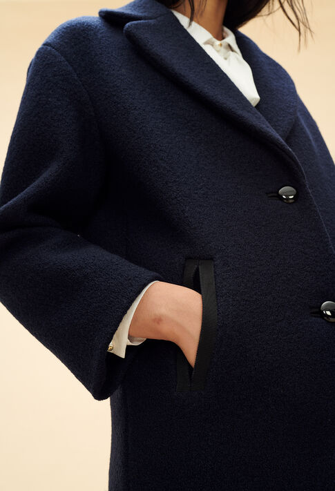 GENIAL : Coats & Jackets color Navy