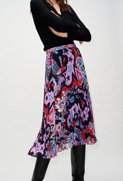 SEZAMEH19 : Skirts & Shorts color PRINT