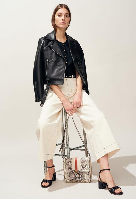 CALISSON : Coats & Jackets color Black