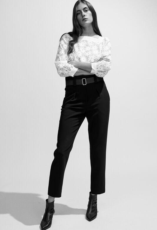 PABLOTA : Jeans & Pants color Navy