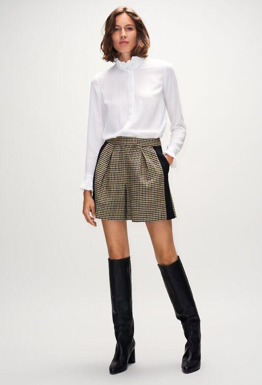 ELSAH19 : Skirts & Shorts color MULTICO