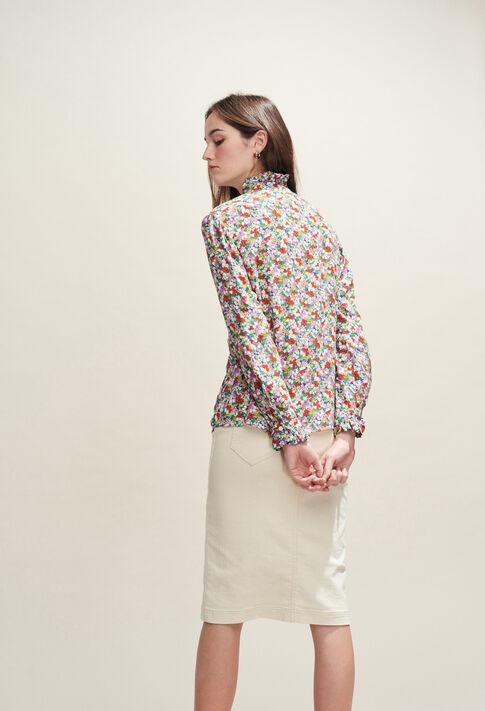 COLOMBINE FLEURETTES : Tops & Shirts color MULTICO