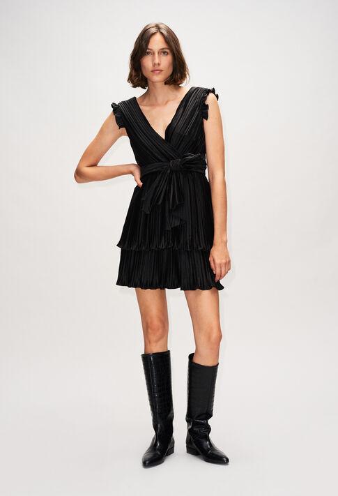 RAFFINEEH19 : Dresses color BLACK