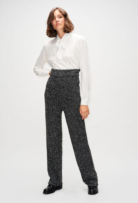 MESHH19 : Pantalons et Jeans couleur BICOLORE