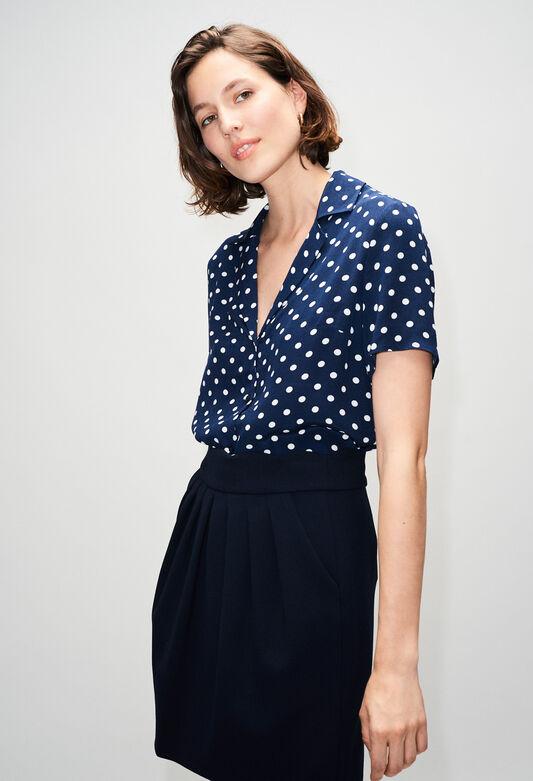 CAMBRIDGEPOISH19 : Tops & Shirts color PRINT